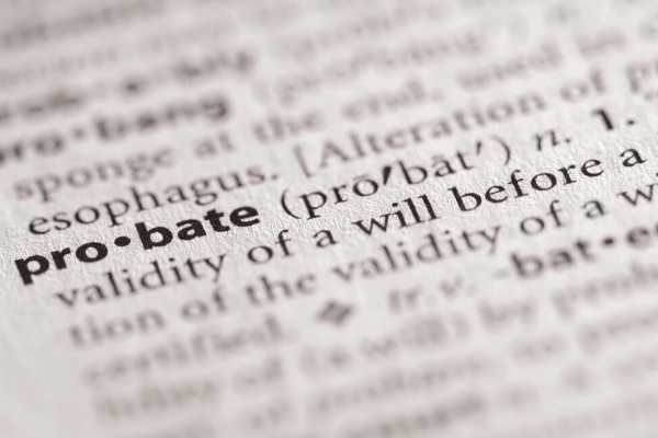 Probate services are essential to manage your estate.